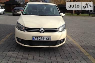 Volkswagen Touran 1.6 TDI 2013