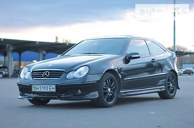 Mercedes-Benz C-Class 200 Kompressor 2001