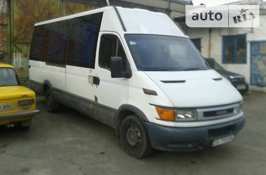 Iveco Daily пасс. 35s11 2000