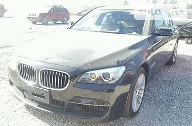 BMW 740  2014