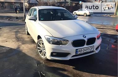 BMW 116 2016