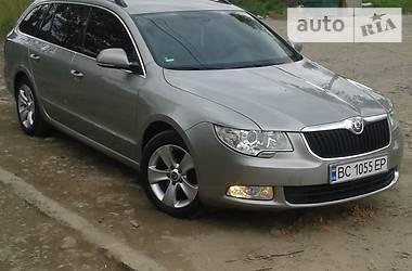 Skoda Superb 2012
