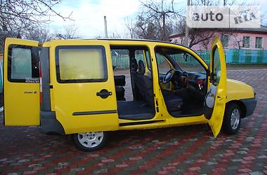 Fiat Doblo пасс. Comfort 2003