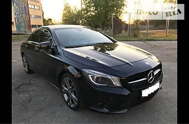 Mercedes-Benz CLA 220 2014