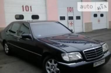Mercedes-Benz S 500 W140 1996