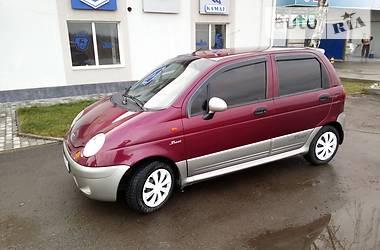 Daewoo Matiz 1.0i 2009