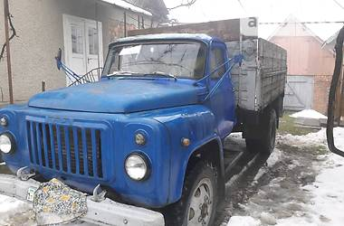 ГАЗ 52 1990