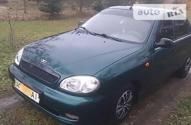 Daewoo Lanos 1.5 i 2007