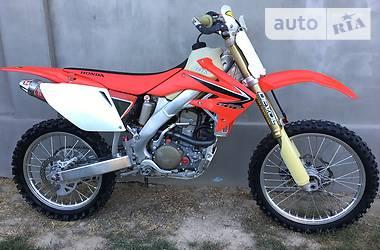 Honda CRF 250R 2008