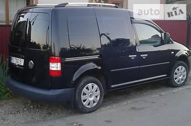 Volkswagen Caddy пасс. 2006