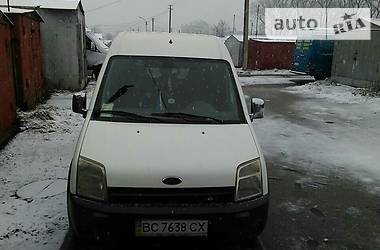 Ford Transit Connect пасс. 2002