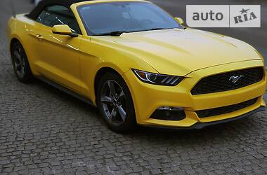 Ford Mustang MT 2015
