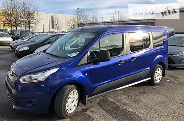 Ford Tourneo Connect пасс. Long 2014