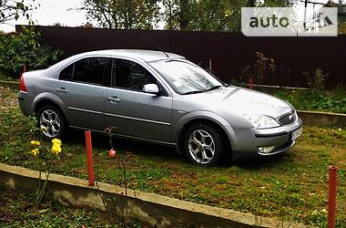 Ford Mondeo 1.8 2004