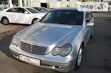 Mercedes-Benz C-Class 200 2001