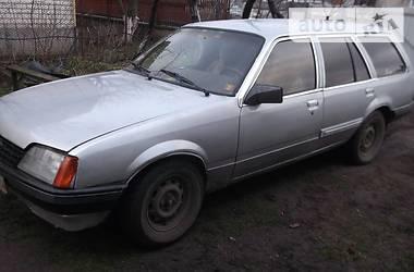 Opel Rekord 1984