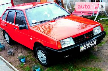 ВАЗ 21093 ГБО2 1988