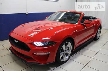 Ford Mustang Premium Convertible 2018