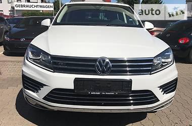 Volkswagen Touareg Executive Edition 2018