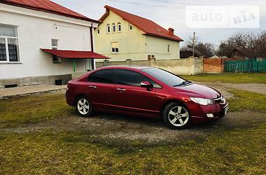 Honda Civic 1.8i itec 2007