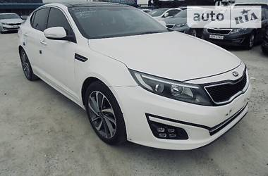 Kia Optima Delux Full LPG 2014