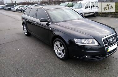 Audi A6 s-line 2006