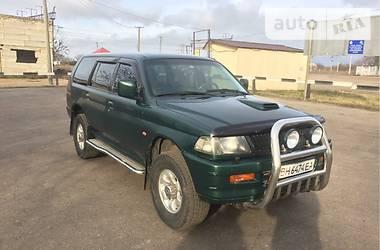 Mitsubishi Pajero Sport 1999