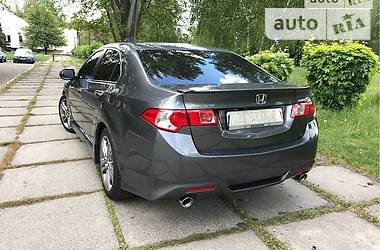 Honda Accord Type S LPG 2009