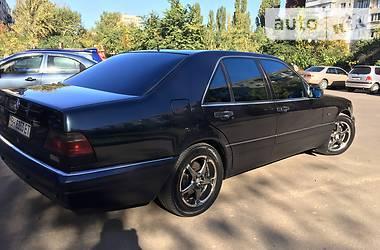 Mercedes-Benz S 420 W140 GAZ 1998