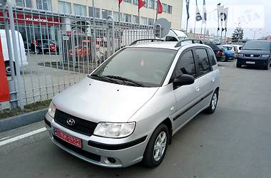 Hyundai Matrix CRDi 1.5 2007