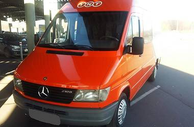 Mercedes-Benz Sprinter 210 груз. 1999