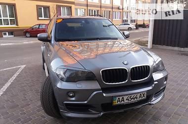 BMW X5 3 л 2008