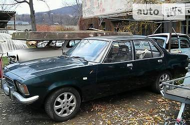 Ретро автомобили Классические Rekord 1974