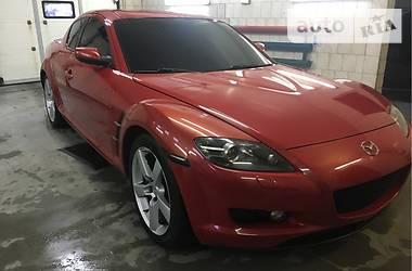 Mazda RX-8 high power 2004