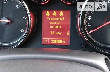 Opel Zafira tourer aktive 2013