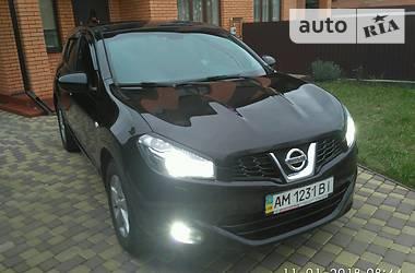 Nissan Qashqai 4wd maksimal 2012