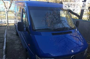 Mercedes-Benz Sprinter 312 груз. груз-пасажир 1999