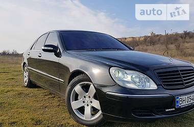 Mercedes-Benz S 220 S400  CDI Bi-turbo 2003