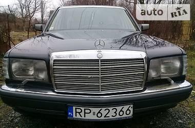 Mercedes-Benz S 300 126 1989