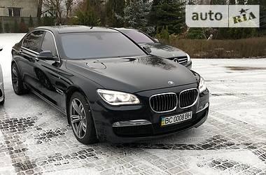 BMW 750 long X-drive M paket 2013