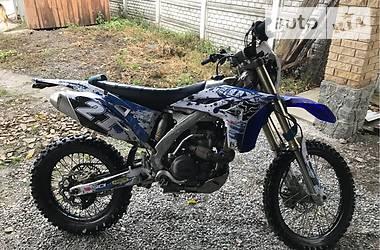 Yamaha WR f 2013