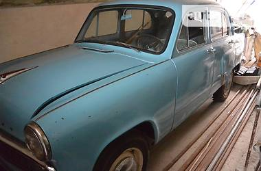 Москвич / АЗЛК 407 1961
