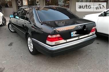 Mercedes-Benz S 600 1993
