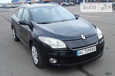 Renault Megane 81kVt 2013