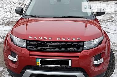 Land Rover Range Rover Evoque Range Rover Evoque 2014