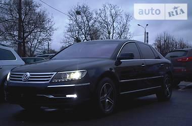 Volkswagen Phaeton 4.2 4Motion 2013