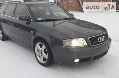 Audi A6 2.5 TDI. QUATTRO 2005