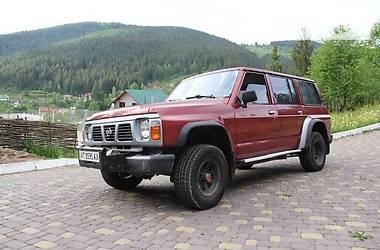 Nissan Patrol Y60  4,2 Diesel 1993