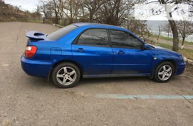 Subaru Impreza TS 2003