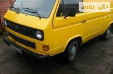 Volkswagen T2 (Transporter) 1987